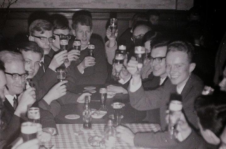 1965 - Klasse 13m mit Vahle